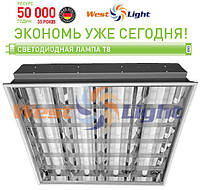 Cветильник растровый 600х600 встраиваемый LED 4х9W