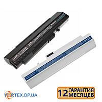 Батарея для ноутбука Acer Aspire One A110, A150, D150, D250 (UM08A31) 11.1v 5200mAh черная новая