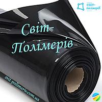 Пленка строительная вторичка черная РУКАВ 1.5м, 120 мкм (вес 32-33 кг)