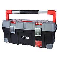 Ящик для инструмента с съёмным органайзером Profi 560×280×250мм ULTRA (7402342)