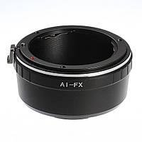 Адаптер переходник Nikon AI-FX Fujifilm, фото 1