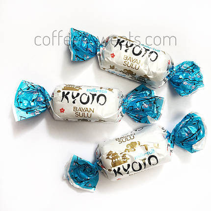 Конфеты Киото «KYOTO milk-roll» Баян Сулу, фото 2
