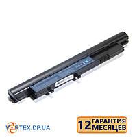 Батарея для ноутбука Acer Aspire 3810, 4810, 5810, TravelMate 8371, 8471, 8571 (AS09D70) 11.1 V 4400mAh чорна нова