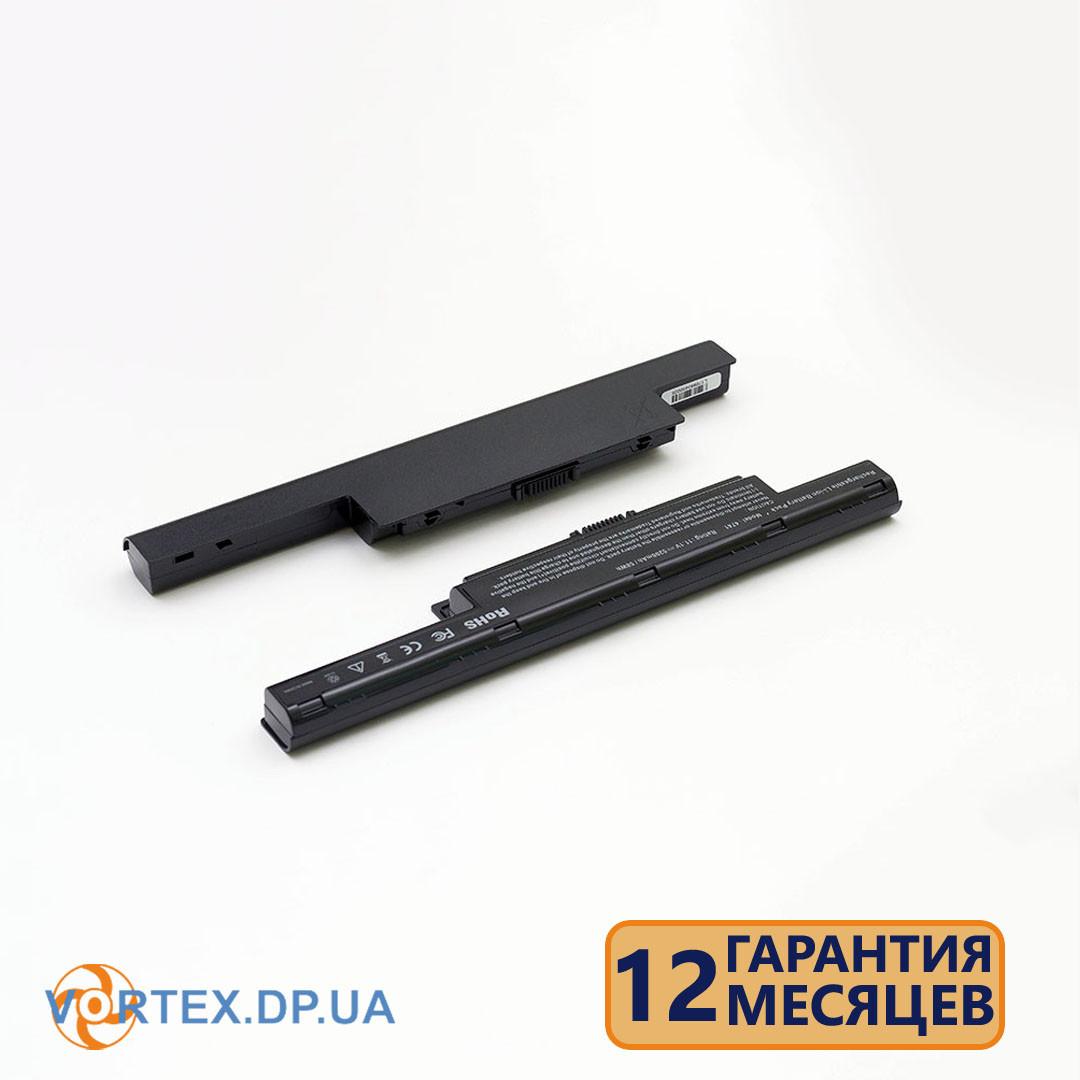 Батарея для ноутбука Acer Aspire 4551, 4741, 4771, 5252, 5336, 5551, 5552,  eMachines E442, E642 (AS10D31) 11.1V 5200mAh, черная новая