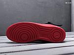 Чоловічі кросівки Nike Air Force 1 07 Mid LV8 (червоні), фото 2
