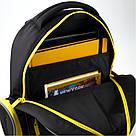 Рюкзак школьный Kite Education для мальчиков Transformers BumbleBee Movie 37,5x29x13 см 13,5 л (TF19-510S), фото 5