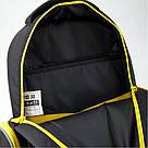 Рюкзак школьный Kite Education для мальчиков Transformers BumbleBee Movie 37,5x29x13 см 13,5 л (TF19-510S), фото 6