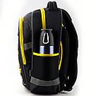 Рюкзак школьный Kite Education для мальчиков Transformers BumbleBee Movie 37,5x29x13 см 13,5 л (TF19-510S), фото 8