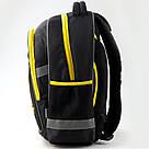 Рюкзак школьный Kite Education для мальчиков Transformers BumbleBee Movie 37,5x29x13 см 13,5 л (TF19-510S), фото 9