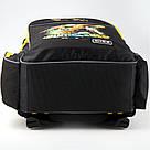 Рюкзак школьный Kite Education для мальчиков Transformers BumbleBee Movie 37,5x29x13 см 13,5 л (TF19-510S), фото 10