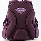 Рюкзак школьный Kite Education для девочек Popcorn the Bear 37,5x29x13 см 13,5 л Фиолетовый (PO19-518S), фото 4