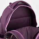 Рюкзак школьный Kite Education для девочек Popcorn the Bear 37,5x29x13 см 13,5 л Фиолетовый (PO19-518S), фото 6
