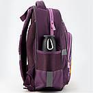 Рюкзак школьный Kite Education для девочек Popcorn the Bear 37,5x29x13 см 13,5 л Фиолетовый (PO19-518S), фото 8