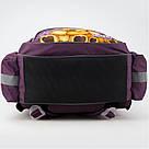 Рюкзак школьный Kite Education для девочек Popcorn the Bear 37,5x29x13 см 13,5 л Фиолетовый (PO19-518S), фото 10