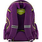 Рюкзак школьный Kite Education для девочек Fairy 37,5x29x13 см 13,5 л Фиолетовый (K19-518S), фото 3