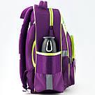 Рюкзак школьный Kite Education для девочек Fairy 37,5x29x13 см 13,5 л Фиолетовый (K19-518S), фото 8