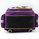 Рюкзак школьный Kite Education для девочек Fairy 37,5x29x13 см 13,5 л Фиолетовый (K19-518S), фото 10