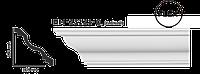 Карниз потолочный гладкий Classic Home HM-23121Q , лепной декор из полиуретана
