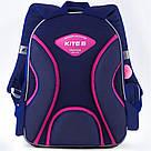 Рюкзак школьный Kite Education для девочек Fluffy bunny 37,5х29х13 см 11,5 л (K19-521S), фото 4