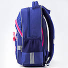 Рюкзак школьный Kite Education для девочек Fluffy bunny 37,5х29х13 см 11,5 л (K19-521S), фото 9