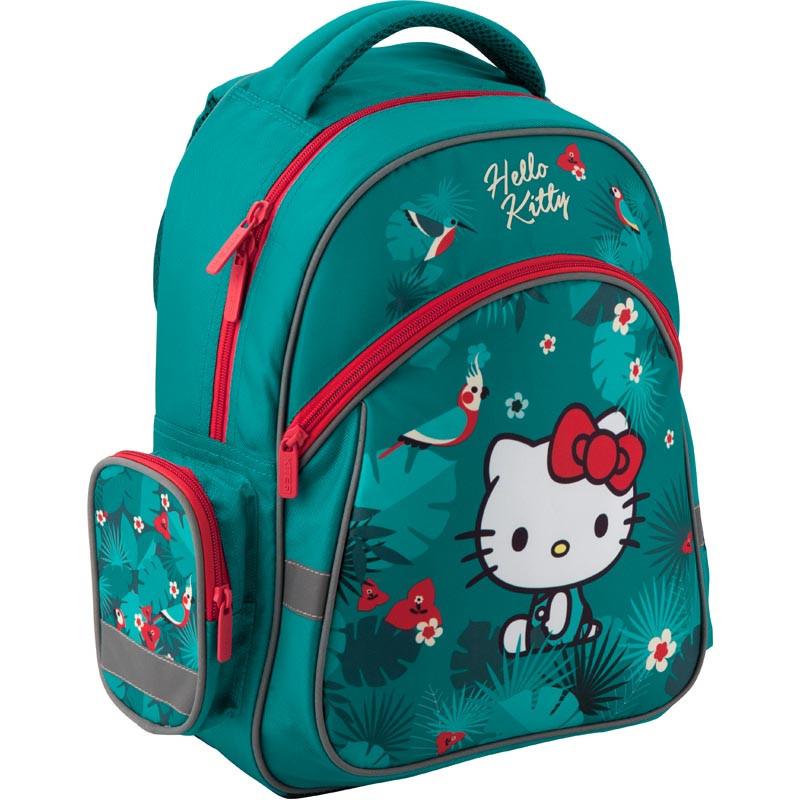 Рюкзак школьный Kite Education для девочек Hello Kitty HK19-521S