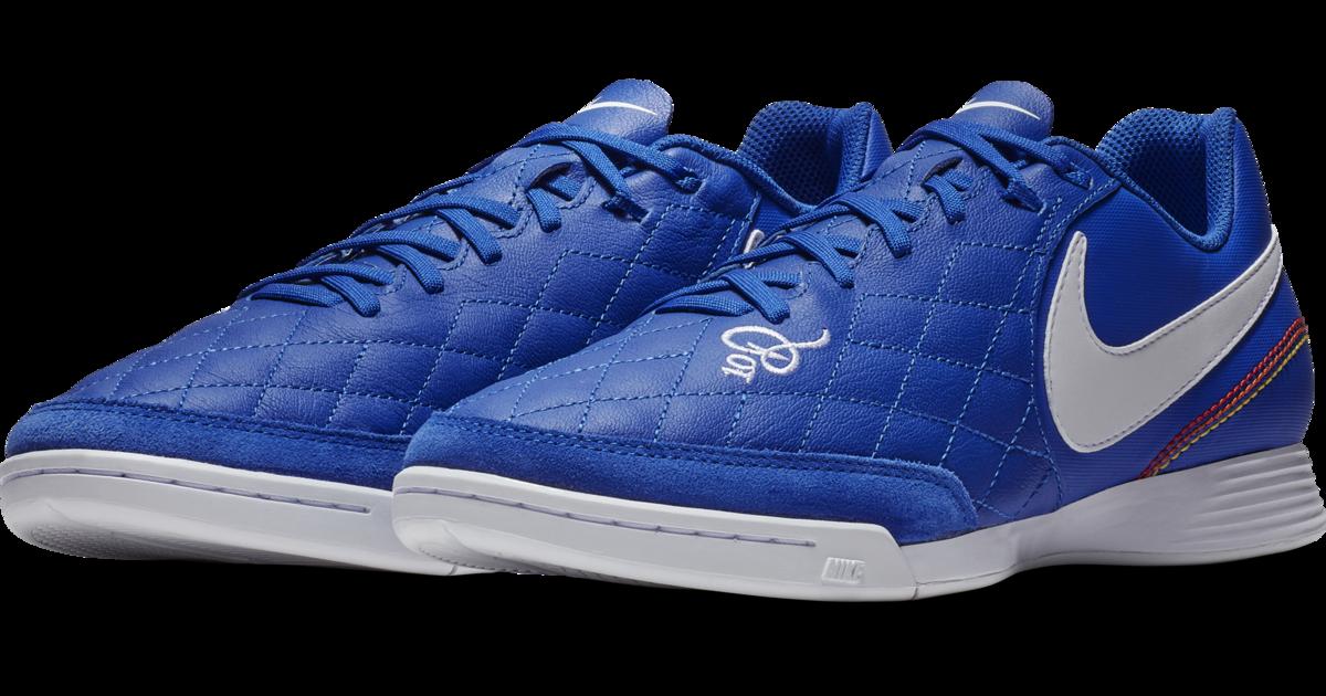 Футзалки Nike LegendX 7 Academy Ronaldinho10 IC AQ2217-410 (Оригинал)