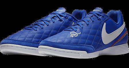 Футзалки Nike LegendX 7 Academy Ronaldinho10 IC AQ2217-410 (Оригинал), фото 2