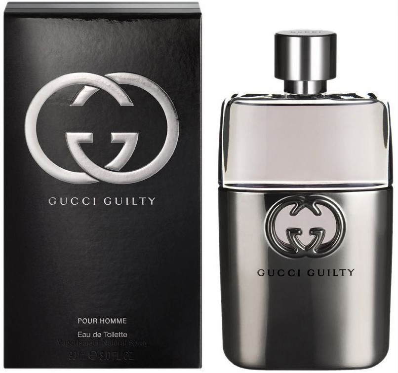 Мужская туалетная вода Gucci Guilty Pour Homme ( 90 мл ) КЛАССИКА
