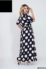Платье женское летнее, макси, размер:48-52, фото 3