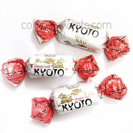 Конфеты Киото «KYOTO choco-roll» Баян Сулу, фото 2