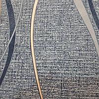 Обои Рапсодия 2 3636-03 виниловые на флизелиновой основе ширина 1.06,в рулоне 5 полос по 3 метра.