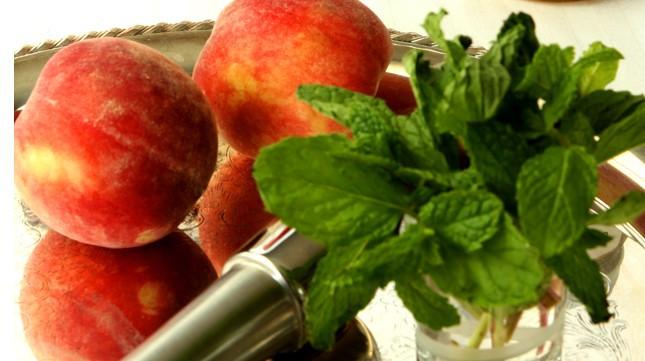 Peach with mint (Персик с мятой) 10мл
