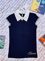 Школьная блузка для девочек  от 10 до 14 лет, фото 1