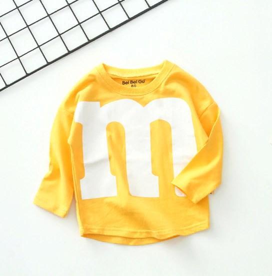 Кофта ММДемс (желт) 80