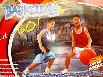 Баскетбольне кільце Спайдермен