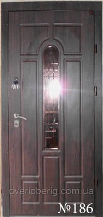 Входная дверь модель П5 217 vinorit-80 КОВКА , фото 2