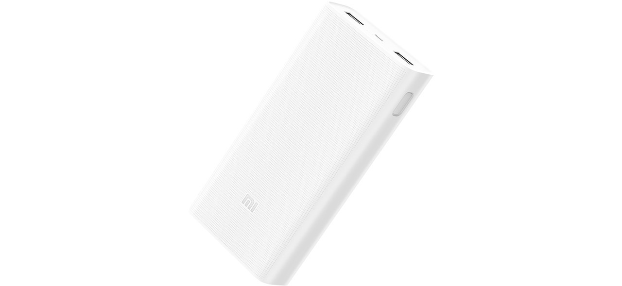 Power Bank MI 20000 (13000mАh) USB 2х2A оптом