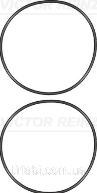 Ремкомплект гильзы цилиндра MAN TGA (D2066/D2676)