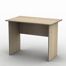 Письмовий прямий офісний стіл Тиса / Tisa СП-1 1000х600 (Бюджет) з ДСП