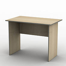 Письмовий прямий офісний стіл Тиса / Tisa СП-1 1200х600 (Бюджет) з ДСП
