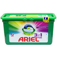 Ariel Pods 3in1 капсулы для стирки 38шт Colour