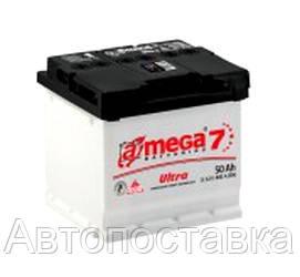 Аккумулятор A-Mega Ultra (M7) 6СТ-50Ач 480А (0),(1)