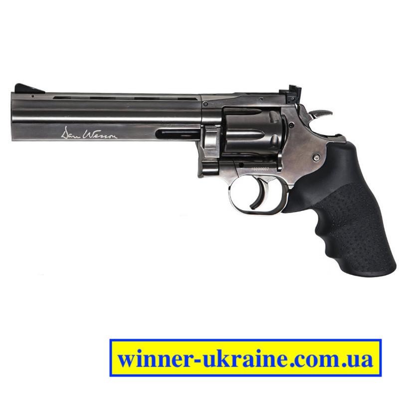 """Пневматический револьвер ASG DW 715 6"""" Pellet"""