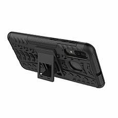 Чехол накладка Shield для Samsung Galaxy A20 / A30 / A50 Черный (968945), фото 3