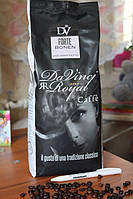 Кофе Da Vinci Royal Caffe Forte Bonen в зернах 1 кг