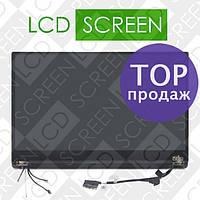 Матрица 13.3 3200*1800 для ноутбука Dell XPS 13 9343 9350 P54G с крышкой в сборе, WWW.LCDSHOP.NET