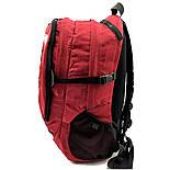 Женский городской рюкзак The North Face Melinda 30L бордового цвета, фото 3