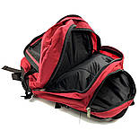 Женский городской рюкзак The North Face Melinda 30L бордового цвета, фото 8