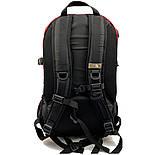 Женский городской рюкзак The North Face Melinda 30L бордового цвета, фото 4