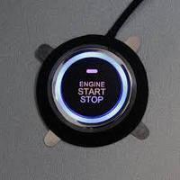 Кнопка для запуска автомобиля START-STOP с имобилайзером